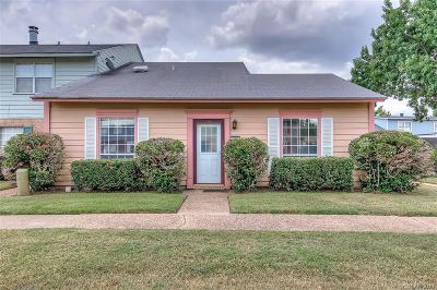 Shreveport Condo/Townhouse For Sale: 10101 Lomita Drive