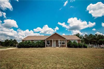 Benton Single Family Home For Sale: 2680 Butler Hill Road