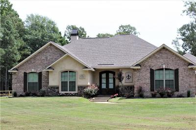 Benton Single Family Home For Sale: 120 Clement Road