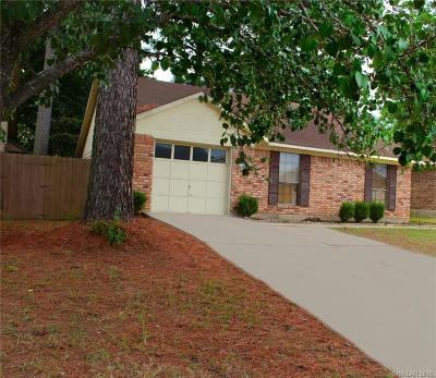 Shreveport Single Family Home For Sale: 9117 Bernadette Lane