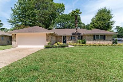 Shreveport Single Family Home For Sale: 2164 Francais Drive