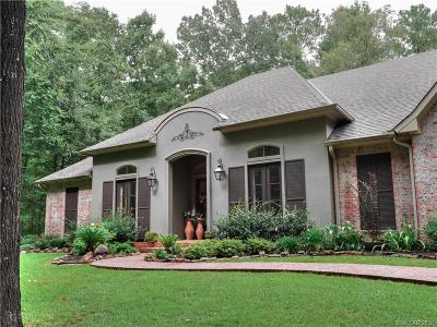 Minden Single Family Home For Sale: 107 Carey Lane