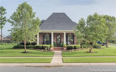 Benton Single Family Home For Sale: 3 Turtle Creek Drive