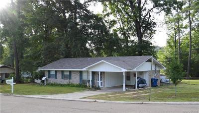 Minden Single Family Home For Sale: 202 Azalea Street