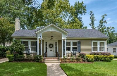 Shreveport Single Family Home For Sale: 736 Oneonta Street
