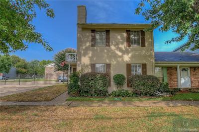 Shreveport LA Condo/Townhouse For Sale: $134,900