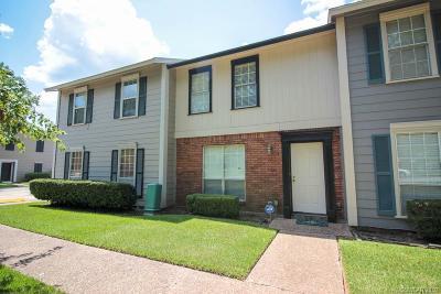 Shreveport LA Condo/Townhouse For Sale: $98,500