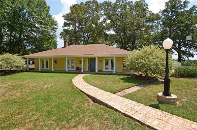 Keithville Single Family Home For Sale: 10450 Willoughby Circle