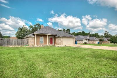 Shreveport Single Family Home For Sale: 4856 Fairway