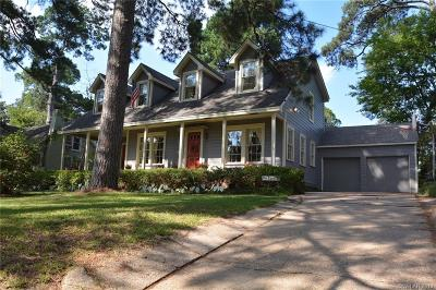 Shreveport Single Family Home For Sale: 3920 Richmond Avenue