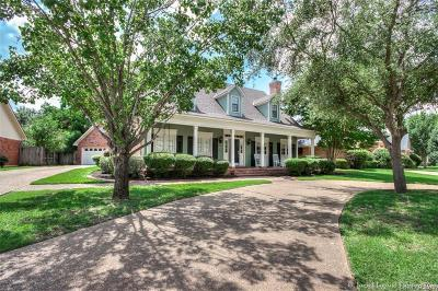 Bossier City Single Family Home For Sale: 102 Summit Drive
