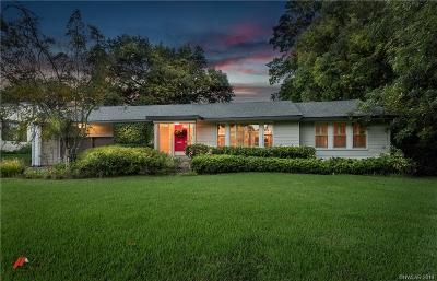 Shreveport Single Family Home For Sale: 432 College Lane