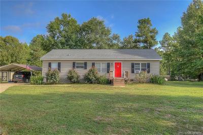 Benton Single Family Home For Sale: 228 E Pointe Drive