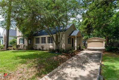 Shreveport Single Family Home For Sale: 730 Dudley Drive