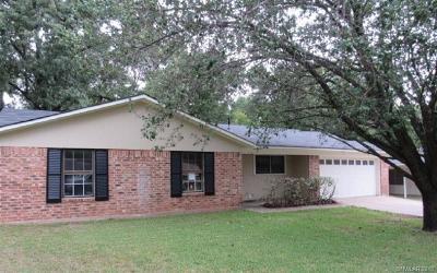 Shreveport Single Family Home For Sale: 6324 Berkeley Drive