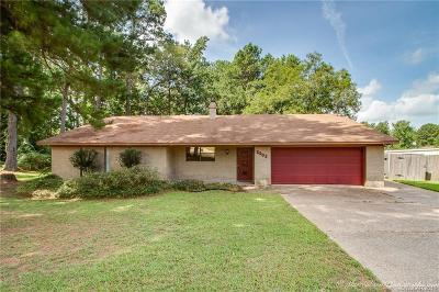 Shreveport Single Family Home For Sale: 6005 Fox Court