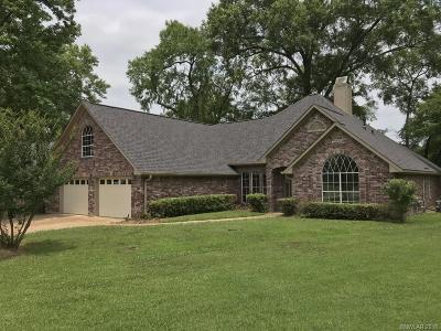 Keithville Single Family Home For Sale: 10475 Meadowview Drive
