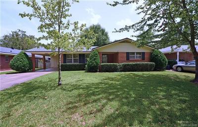 Shreveport Single Family Home For Sale: 2031 Lovers Lane