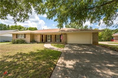 University Terrace, University Terrace South, University Terrace, Unit #4 Single Family Home For Sale: 7460 Camelback Drive