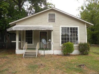 Shreveport Single Family Home For Sale: 4117 San Jacinto Street