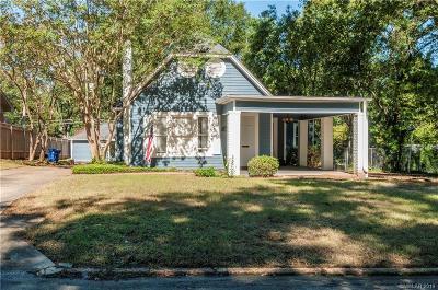 Shreveport Single Family Home For Sale: 600 Erie Street