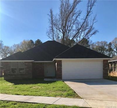 Haughton Single Family Home For Sale: 504 Big Red Circle