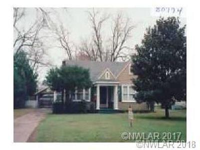Shreveport Single Family Home For Sale: 3427 Broadmoor Boulevard