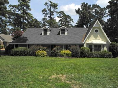 Shreveport LA Single Family Home For Sale: $307,000