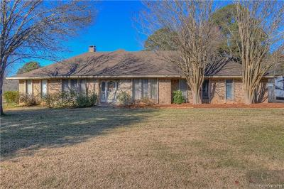 Shreveport LA Single Family Home For Sale: $275,000