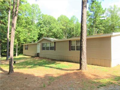 Keithville Single Family Home For Sale: 8729 Pinehaven Drive
