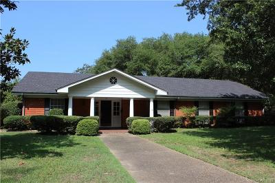 Minden Single Family Home For Sale: 1115 Victory Drive