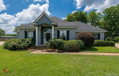 Shreveport LA Single Family Home For Sale: $363,900