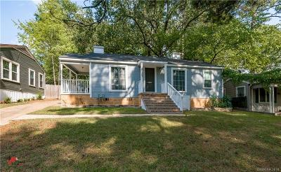 Shreveport Single Family Home For Sale: 2807 Oak Street