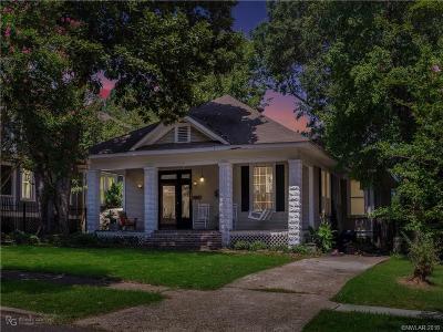 Shreveport Single Family Home For Sale: 832 Dalzell Street