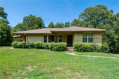 Shreveport Single Family Home For Sale: 3902 Sunset Drive