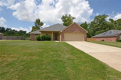 Shreveport Single Family Home For Sale: 6429 Soda Point Drive