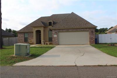 Shreveport Single Family Home For Sale: 3840 Lakeside Drive