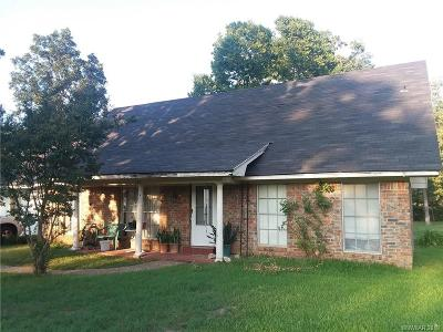 Benton Single Family Home For Sale: 289 Old Palmetto