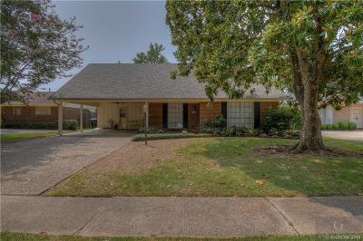 Broadmoor Terrace, Broadmoor Terrance Single Family Home For Sale: 329 Woodbine Drive