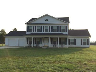 Minden Single Family Home For Sale: 329 Braeburn Glen Drive