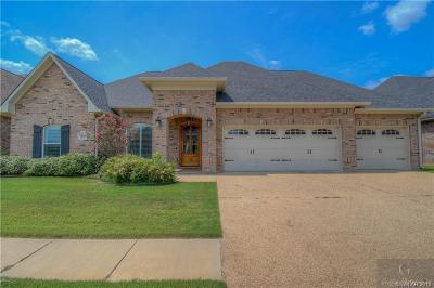 Shreveport Single Family Home For Sale: 270 Captain Hm Shreve Boulevard