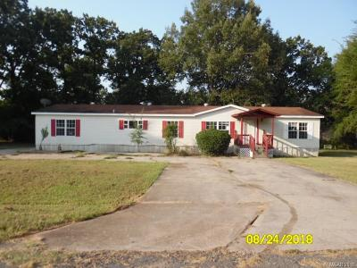 Benton Single Family Home For Sale: 266 Crestwood