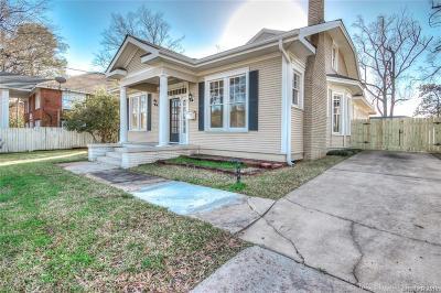Shreveport Single Family Home For Sale: 3860 Line Avenue