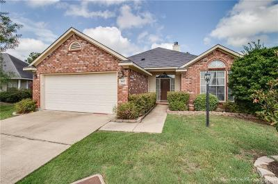 Shreveport Single Family Home For Sale: 3612 Legend Lane