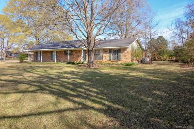 Haughton Single Family Home For Sale: 718 W McKinley Avenue