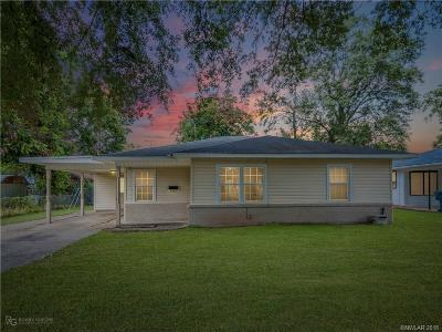 Bossier City Single Family Home For Sale: 2605 Northside Drive