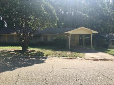 Minden Single Family Home For Sale: 812 Woods Street
