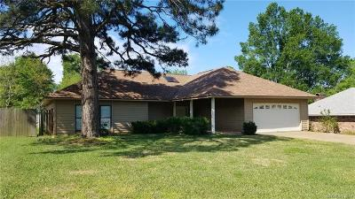 Benton Single Family Home For Sale: 106 Augusta