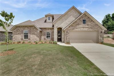 Bossier City Single Family Home For Sale: 104 Chatham Place