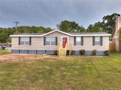 Haughton Single Family Home For Sale: 84 E Taylor Street